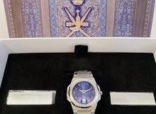 ساعة ن اصدار خاص ومحدود السلطان هيثم من300 ساعة وبسعر طيب