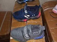 أحذية جديدة