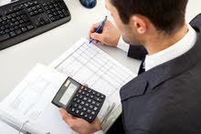 تنظيم وتدقيق حسابات المشاريع والمكاتب والشركات