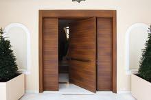 لايت هاوس تصميم وتنقيذ جميع الديكورات و الابواب الخشبية