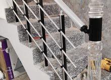 تخفيضات لعمل المحجرات لامنيوم التركي بسعر مناسب 35الف متر كرسته وعمل تركي درجه ا