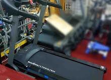 اجهزة رياضية مشاية كهربائية Rafale موتور AC تتحمل 170كيلو