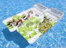 ألعاب مائية (مرتبة شفافة)