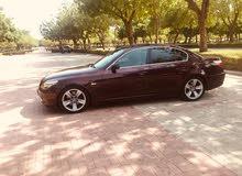 BMW 530I E60 2009 خليجي للبيع او البدل