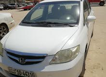 0 km Honda City 2006 for sale