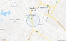 بيت للبيع في حي الحسين شارع السناتر في كربلاء