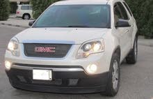 For sale 2012 White Acadia