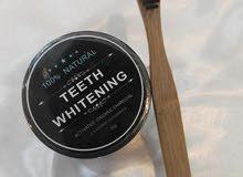 باودر الفحم لتبييض الاسنان مصنوع من اجود انواع الفحم بالعالم يبيض الاسنان ا