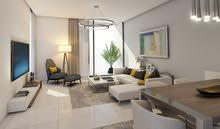 for sale apartment consists of Studio Rooms - Al Barsha