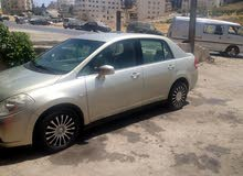 For sale 2007 Gold Tiida
