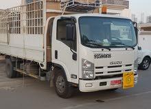 شاحنة + عمال لتحميل وتنزيل الأغراض وأيضا نجار لفك وتركيب غرفة النوم وبأسعار جيدة