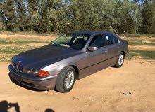 BMW525 فنس