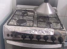 Gas Range cooker طباخة