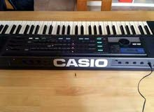 Vintage Casio HT-3000 spectrum Dynamic synthesizer