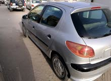 Peugeot 206 2008 For sale - Silver color