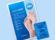 مقشر الأقدام  shiny foot