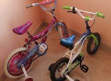 دراجة هوائية شبه جديدة استعمال بسيط عدد 2