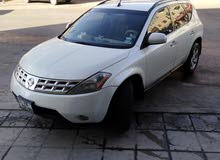 Automatic White Nissan 2004 for sale