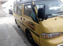 Hyundai H100 2002 For sale - Yellow color
