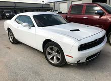 White Dodge Challenger 2015 for sale