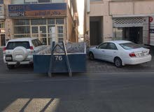 تاجير حاويات انقاض لكافة المشاريع