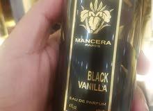 عطر مانسرا الجديد  بلاك فانليا