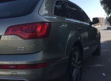 Audi Q7 car for sale 2007 in Zarqa city