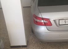 مرسيدس E200 2011