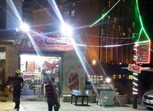 كفتيريا ومطعم للضمان بجبل الويبده الشرقي مقابل فندق اللاند مارك