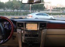 Gasoline Fuel/Power   Lexus LX 2008