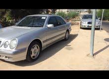 مرسيدس E280 موديل 2002