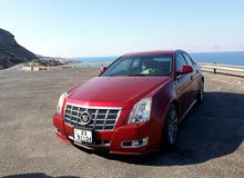 Cadillac CTS 2012 For sale - Maroon color