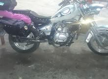 دراجه هندي محرك 200 سي سي