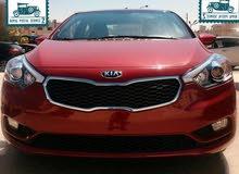 Gasoline Fuel/Power car for rent - Kia Cerato 2014