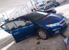 Blue Honda Insight 2012 for sale