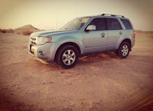 Ford Escape 2009 For sale - Blue color