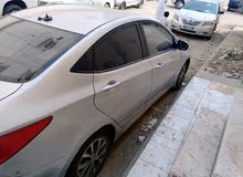 Silver Hyundai Accent 2012 for sale