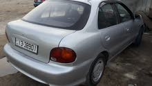Silver Hyundai Accent 1995 for sale