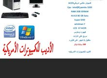 Desktop compter up for sale in Zarqa