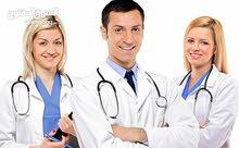 توفير اطباء   من الخارج للعمل في ليبيا