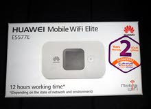 Huawei Mobile WiFi Elite E5577E راوتر هواوي جديد