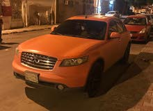 Infiniti FX35 car for sale 2006 in Mecca city