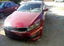 For sale 2012 Maroon Optima