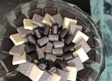 مطلوب مسوقين لمعمل شوكولا بنسبة