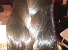 الفيلر لترميم الشعر ....وجلسه تنظيف عميق للبشره