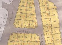 البنيات ضمن مشروع البركة 382م واجهه 18سكن د نسبة بناء 55%
