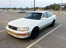 160,000 - 169,999 km Lexus LS 1990 for sale