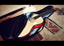 جيتار للبيع بسعر مناسب