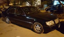 مرسيدس SEL 300 موديل 1991