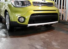 Green Kia Soal 2015 for sale